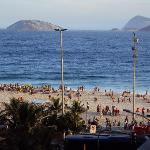 Ipanema Beach from Everest Park