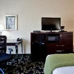 Foto de Holiday Inn Express Hotel & Suites at NC State SW