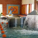 Swimming pool in Relaxcentre