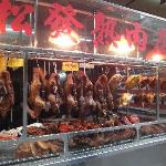  at hua wu market 