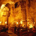 Capricorn Caves, Cathedral Cave tour
