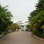 Desa Lagoon Resort premises