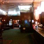  Bygone era lobby