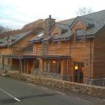 The Lodge in the Vale resmi