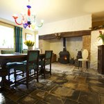 Haye Farm breakfast room