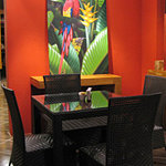Congo coffee, art & design Costa Rica