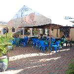  Twiga Home restaurant terrace area