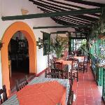 Breakfast Lounge Bahia Olivo