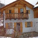 cozy duplex chalet (2 bedroom/2 bathrooms)