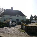 Bilde fra Elmsted Court Farmhouse