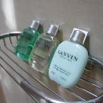 Lanvin shampoo and bath gel