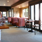 Breakfast Room, Drifters Inn at Hanmer Springs NZ