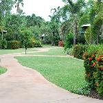 Foto de Cocos Beach Bungalows