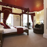 Our four poster suite, Derwentwater