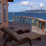  Sundeck of a deluxe two-bedroom bana