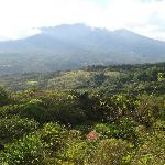 Exquisite view of Volcan Baru