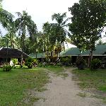 Dumaluan Beach Resort Foto