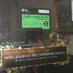 Food Standard Agency Awarded 5 Very Good
