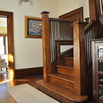  The front foyer.