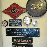  Outstanding Collection of Railroad Memorabilia