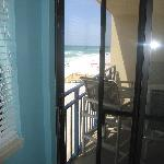  balcony entry from the master bedroom