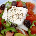  Greek Salad!!