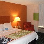 Fairfield Inn and Suites Tampa North resmi
