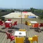 Paradise Baleal Surf Lodge Terrace