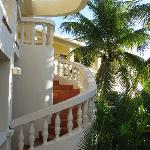  Stairways at the Coconut Palms