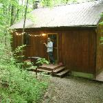 Foto de Hocking Hills Cabins