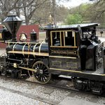 Brackenridge Eagle Miniature Train
