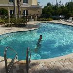 Foto van Holiday Inn Express Hotel & Suites New Tampa I-75 Bruce B. Downs