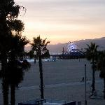  Santa Monica Pier is fairly close by....