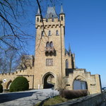 Castle of Hohenzollern (Burg Hohenzollern)
