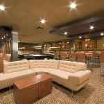 Entertain you in a casual environment, which offers a variety of entertainment, beverages, and g