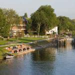 the runnymede-on-thames