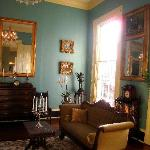  Front Parlor at the Henry Howard House