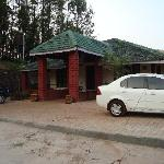 Homestay main building