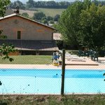  vista piscina