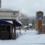 Foto de BEST WESTERN Alpenglo Lodge