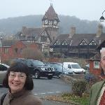 Our friends at Ledbury Clock Tower