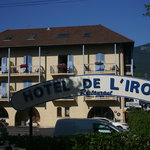 Photo of Hotel Aix Les Bains L&#39;Iroko Aix-les-Bains