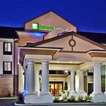 Holiday Inn Express Hotel & Suites Crawfordsville