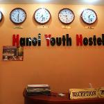 Foto de Hanoi Youth Hostel