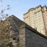Beijing Marriott Hotel City Wall Foto