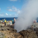 Boca del Diablo - Blow Hole - Natural Wonder on the Samana Peninsula