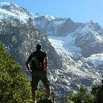 Rob Roy Glacier Guide Walk. 5 mins from Lunch spot with a World Heritage certified view!