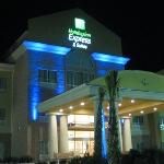 Holiday Inn Express Baton Rouge North resmi