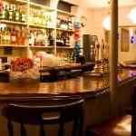 Our Well Stocked bar with roaring fire offers a wide selection of real ales, lagers, spirits and