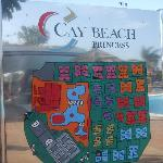 Foto de Cay Beach Princess Bungalows